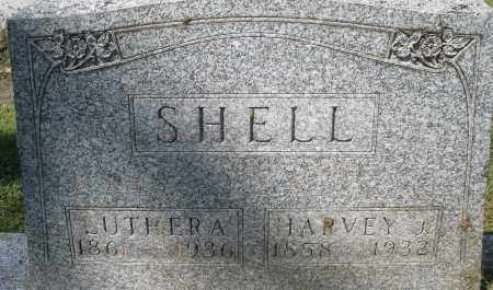 SHELL, HARVEY J. - Montgomery County, Ohio | HARVEY J. SHELL - Ohio Gravestone Photos