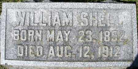SHELL, WILLIAM - Montgomery County, Ohio | WILLIAM SHELL - Ohio Gravestone Photos
