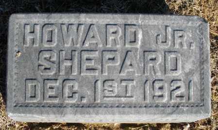 SHEPARD, HOWARD JR. - Montgomery County, Ohio | HOWARD JR. SHEPARD - Ohio Gravestone Photos