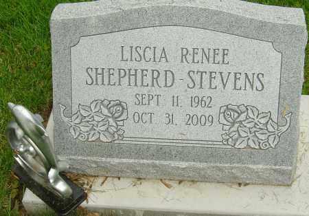 SHEPHERD-STEVENS, LISCIA RENEE - Montgomery County, Ohio | LISCIA RENEE SHEPHERD-STEVENS - Ohio Gravestone Photos