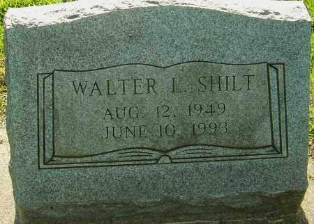 SHILT, WALTER L - Montgomery County, Ohio | WALTER L SHILT - Ohio Gravestone Photos