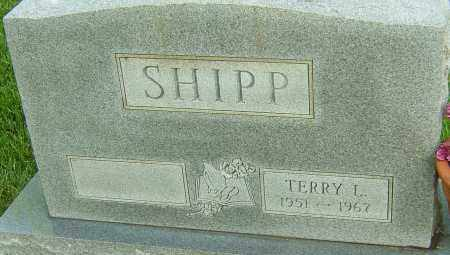 SHIPP, TERRY L - Montgomery County, Ohio | TERRY L SHIPP - Ohio Gravestone Photos