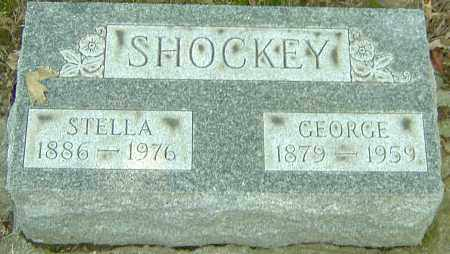BARNES SHOCKEY, STELLA - Montgomery County, Ohio | STELLA BARNES SHOCKEY - Ohio Gravestone Photos