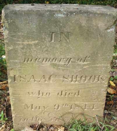 SHOOK, ISAAC - Montgomery County, Ohio | ISAAC SHOOK - Ohio Gravestone Photos
