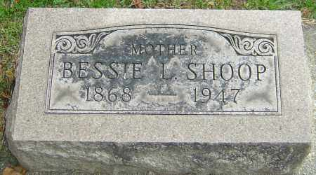 BENJAMIN SHOOP, BESSIE L - Montgomery County, Ohio | BESSIE L BENJAMIN SHOOP - Ohio Gravestone Photos