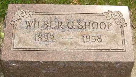 SHOOP, WILBUR GLENN - Montgomery County, Ohio | WILBUR GLENN SHOOP - Ohio Gravestone Photos