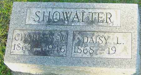 SHOWALTER, DAISY L - Montgomery County, Ohio | DAISY L SHOWALTER - Ohio Gravestone Photos