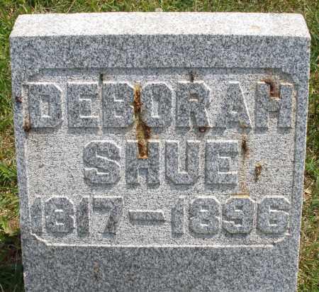 SHUE, DEBORAH - Montgomery County, Ohio | DEBORAH SHUE - Ohio Gravestone Photos