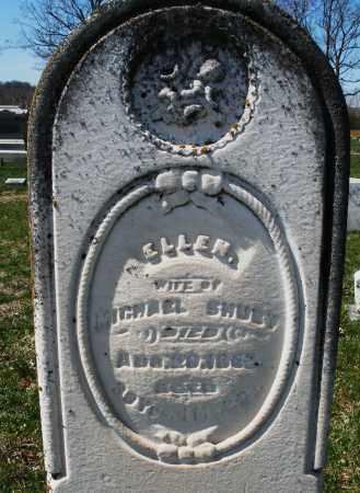 SHUEY, ELLEN - Montgomery County, Ohio | ELLEN SHUEY - Ohio Gravestone Photos