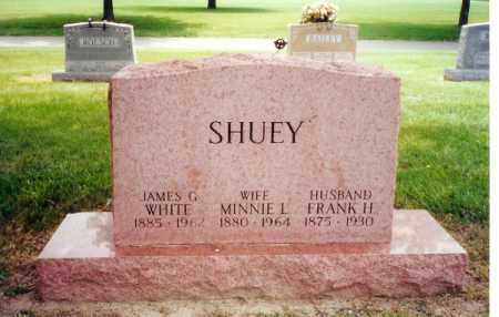 SHUEY, MINNIE - Montgomery County, Ohio | MINNIE SHUEY - Ohio Gravestone Photos