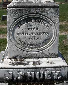 SHUEY, JACOB - Montgomery County, Ohio | JACOB SHUEY - Ohio Gravestone Photos