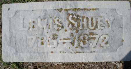 SHUEY, LEWIS - Montgomery County, Ohio | LEWIS SHUEY - Ohio Gravestone Photos