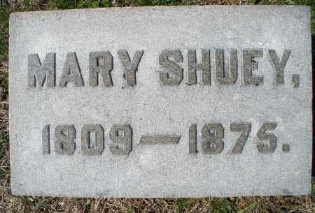 SHUEY, MARY - Montgomery County, Ohio | MARY SHUEY - Ohio Gravestone Photos