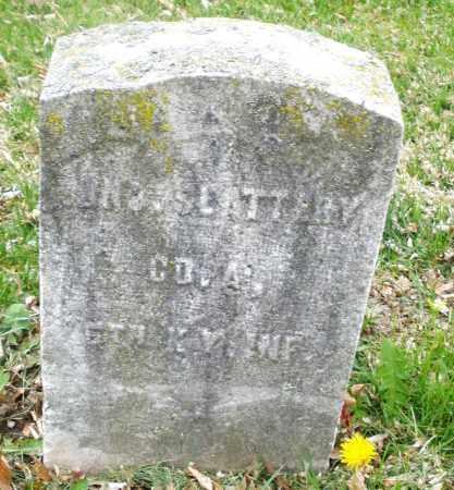 SLATTERY, JOHN - Montgomery County, Ohio | JOHN SLATTERY - Ohio Gravestone Photos