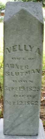 SLUTMAN, NELLY A. - Montgomery County, Ohio | NELLY A. SLUTMAN - Ohio Gravestone Photos