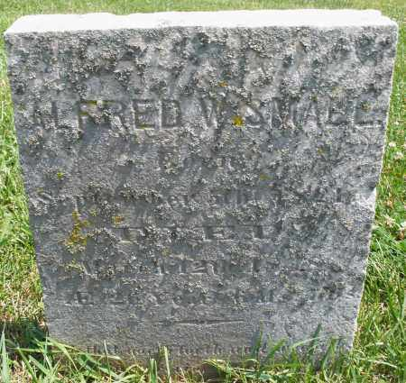 SMALL, ALFRED W. - Montgomery County, Ohio | ALFRED W. SMALL - Ohio Gravestone Photos