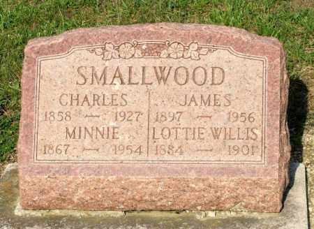 SMALLWOOD, MINNIE - Montgomery County, Ohio | MINNIE SMALLWOOD - Ohio Gravestone Photos