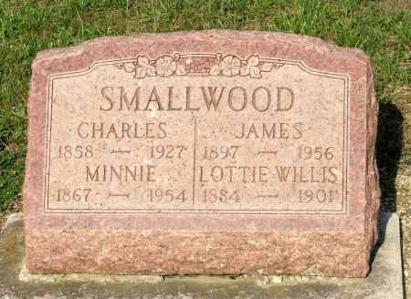 SMALLWOOD, CHARLES - Montgomery County, Ohio | CHARLES SMALLWOOD - Ohio Gravestone Photos