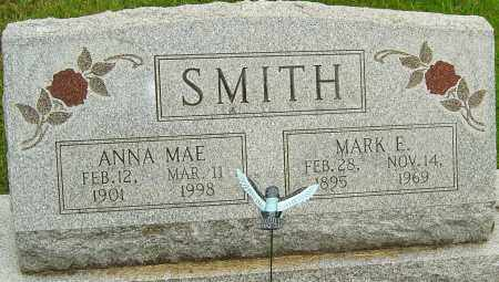 SMITH, MARK E - Montgomery County, Ohio | MARK E SMITH - Ohio Gravestone Photos