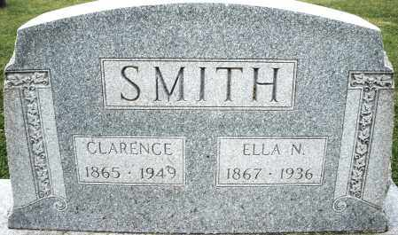 SMITH, CLARENCE - Montgomery County, Ohio | CLARENCE SMITH - Ohio Gravestone Photos
