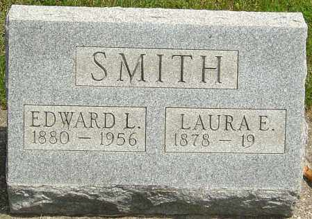 SMITH, LAURA E - Montgomery County, Ohio | LAURA E SMITH - Ohio Gravestone Photos