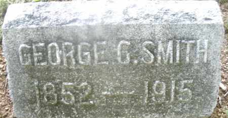 SMITH, GEORGE G. - Montgomery County, Ohio | GEORGE G. SMITH - Ohio Gravestone Photos