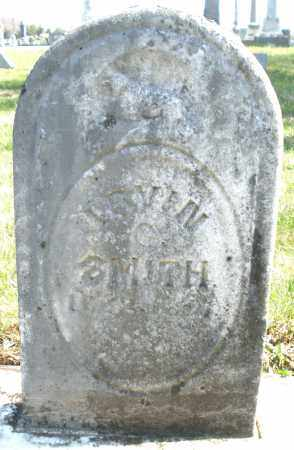 SMITH, IRVIN - Montgomery County, Ohio | IRVIN SMITH - Ohio Gravestone Photos