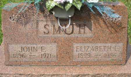 SMITH, JOHN E. - Montgomery County, Ohio | JOHN E. SMITH - Ohio Gravestone Photos