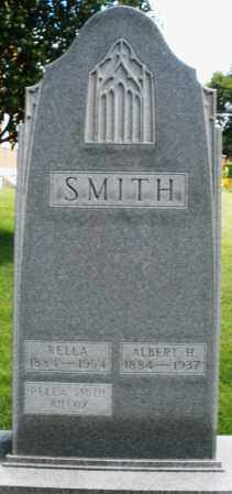 SMITH, ALBERT H. - Montgomery County, Ohio | ALBERT H. SMITH - Ohio Gravestone Photos
