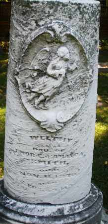 SMITH, WELTHY - Montgomery County, Ohio | WELTHY SMITH - Ohio Gravestone Photos