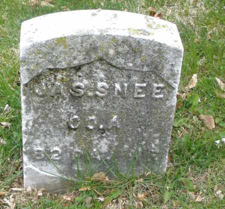 SNEE, JAMES - Montgomery County, Ohio | JAMES SNEE - Ohio Gravestone Photos
