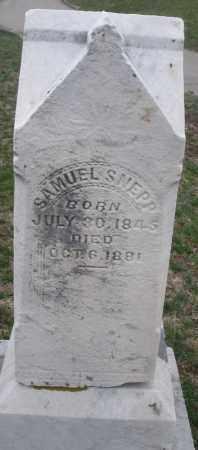 SNEPP, SAMUEL - Montgomery County, Ohio | SAMUEL SNEPP - Ohio Gravestone Photos