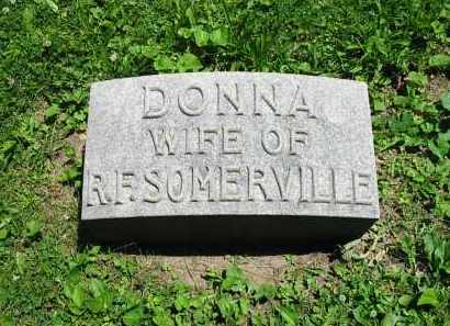SWOPE SOMERVILLE, DONNA - Montgomery County, Ohio | DONNA SWOPE SOMERVILLE - Ohio Gravestone Photos