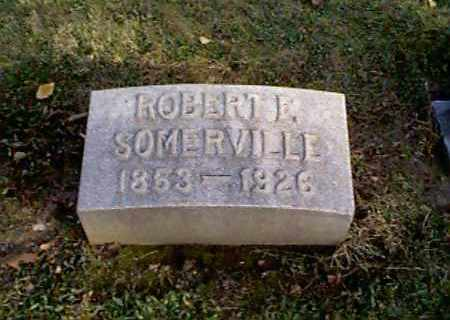 SOMERVILLE, ROBERT FURNAS - Montgomery County, Ohio | ROBERT FURNAS SOMERVILLE - Ohio Gravestone Photos