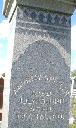 SPITLER, ANDREW - Montgomery County, Ohio | ANDREW SPITLER - Ohio Gravestone Photos