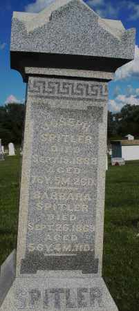 SPITLER, BARBARA - Montgomery County, Ohio | BARBARA SPITLER - Ohio Gravestone Photos