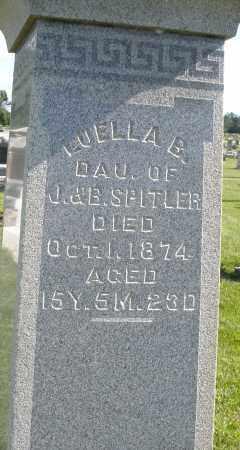 SPITLER, LUELLA B. - Montgomery County, Ohio | LUELLA B. SPITLER - Ohio Gravestone Photos