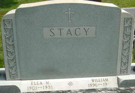 STACY, WILLIAM - Montgomery County, Ohio | WILLIAM STACY - Ohio Gravestone Photos