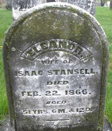 STANSEL, ELEANOR - Montgomery County, Ohio | ELEANOR STANSEL - Ohio Gravestone Photos