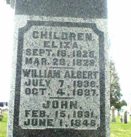 STANSELL, WILLIAM ALBERT - Montgomery County, Ohio | WILLIAM ALBERT STANSELL - Ohio Gravestone Photos