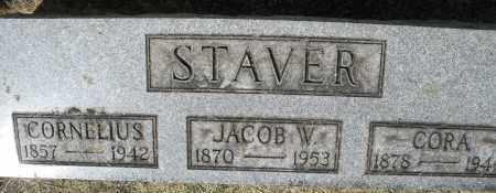 STAVER, CORA STELLA - Montgomery County, Ohio | CORA STELLA STAVER - Ohio Gravestone Photos