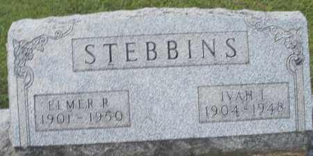 STEBBINS, ELMER R. - Montgomery County, Ohio | ELMER R. STEBBINS - Ohio Gravestone Photos