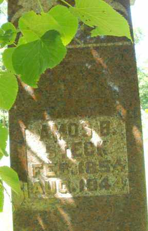 STECK, AMOS B. - Montgomery County, Ohio | AMOS B. STECK - Ohio Gravestone Photos