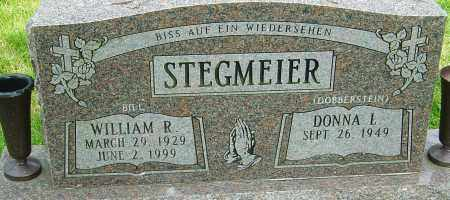 STEGMEIER, WILLIAM R - Montgomery County, Ohio | WILLIAM R STEGMEIER - Ohio Gravestone Photos