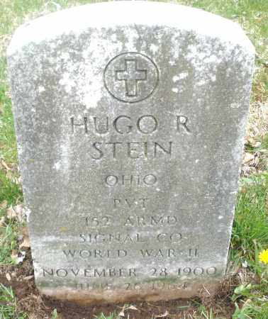 STEIN, HUGO R. - Montgomery County, Ohio | HUGO R. STEIN - Ohio Gravestone Photos