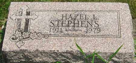 STEPHENS, HAZEL L - Montgomery County, Ohio | HAZEL L STEPHENS - Ohio Gravestone Photos