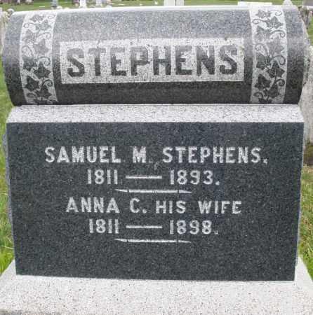 STEPHENS, ANNA C. - Montgomery County, Ohio | ANNA C. STEPHENS - Ohio Gravestone Photos