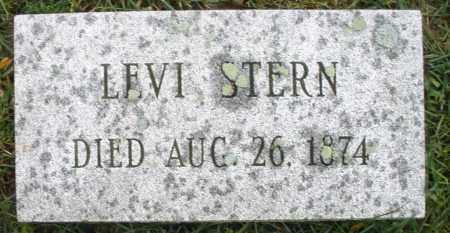 STERN, LEVI - Montgomery County, Ohio | LEVI STERN - Ohio Gravestone Photos