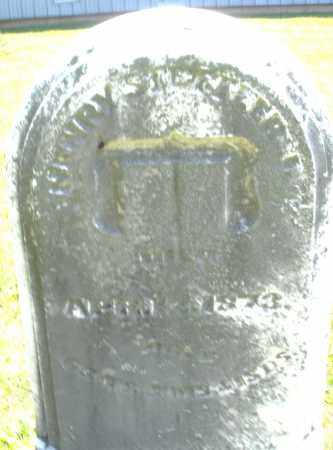 STETTLER, HENRY JR. - Montgomery County, Ohio | HENRY JR. STETTLER - Ohio Gravestone Photos