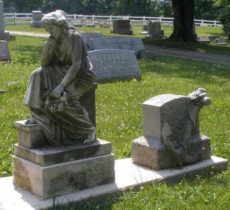 STETTLER, MONUMENTS - Montgomery County, Ohio | MONUMENTS STETTLER - Ohio Gravestone Photos